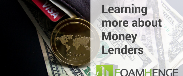 Learning more about Money Lenders