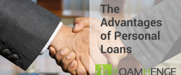 The Advantages of Personal Loans