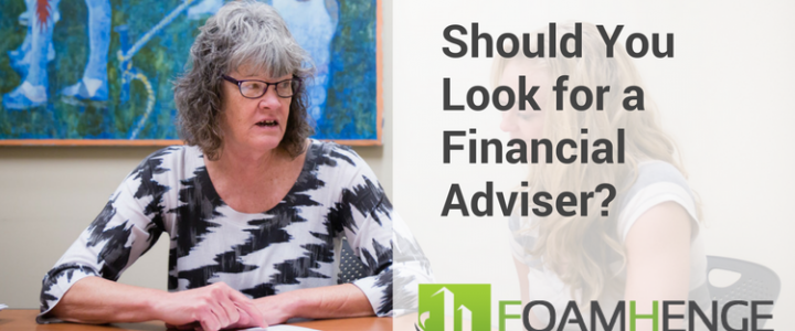 Should You Look for a Financial Adviser?